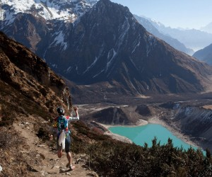 Manaslu Mountain Race